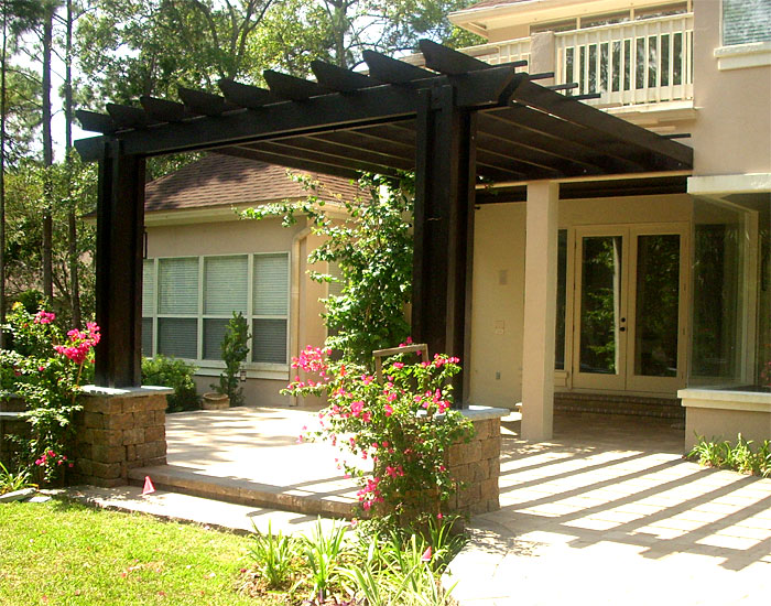 What in the world is a pergola dee 39 s outdoor info blog for Photos pergolas